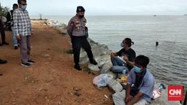 Dua WNI Terjun ke Laut Korban Dagang Jadi Budak Kapal China