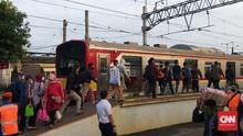 Antisipasi Kepadatan, KRL Ditambah Jadi 962 Perjalanan