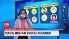 VIDEO: Cara Benar Pakai Masker