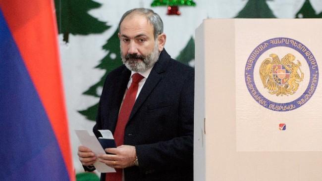 PM Armenia Takut Dikudeta Akibat Krisis Politik