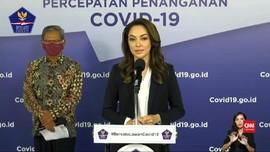 VIDEO: Dokter Reisa Broto Jubir Baru Penanganan Covid-19