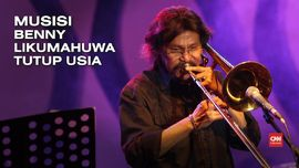 VIDEO: Musisi Benny Likumahuwa Tutup Usia