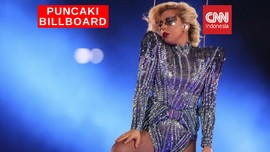 VIDEO: Album Chromatica Lady Gaga Puncaki Billboard