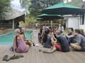 Kafe di Sri Lanka Tempat Berlindung Backpacker yang Terdampar