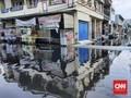BPBD DKI: Banjir Rob Rendam 14 RT di Jakarta Utara