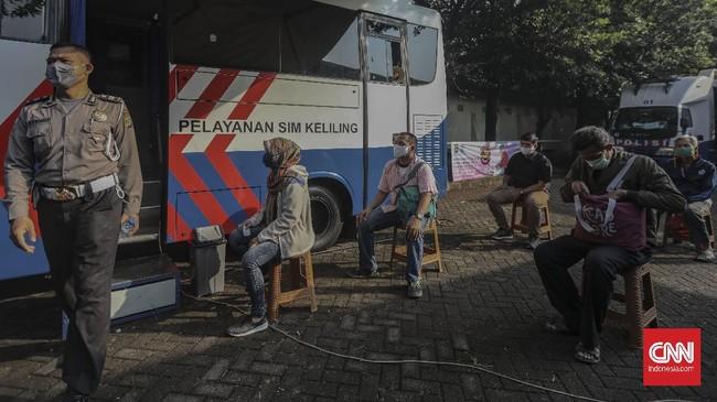 Layanan SIM Tutup Saat Libur Lebaran, Polisi Beri Dispensasi