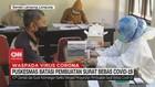 VIDEO: Puskesmas Batasi Pembuatan Surat Bebas Covid-19