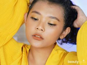 Beauty vlogger Ririe Prameswari berkulit sawo matang
