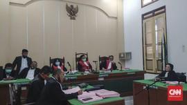 Pembunuh Hakim Jamaluddin Divonis Mati di Tingkat Banding