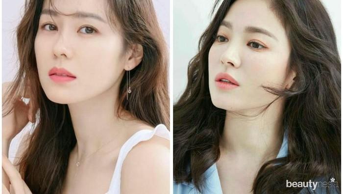 Son Ye Jin Wanita Tercantik di Dunia Kalahkan Song Hye Kyo