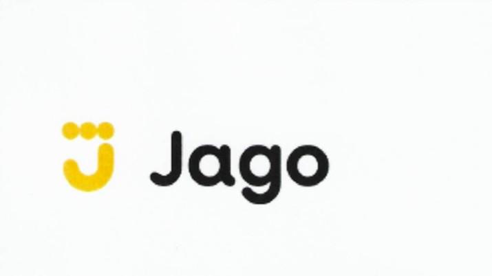 Logo Bank Jago (Via CNBC)