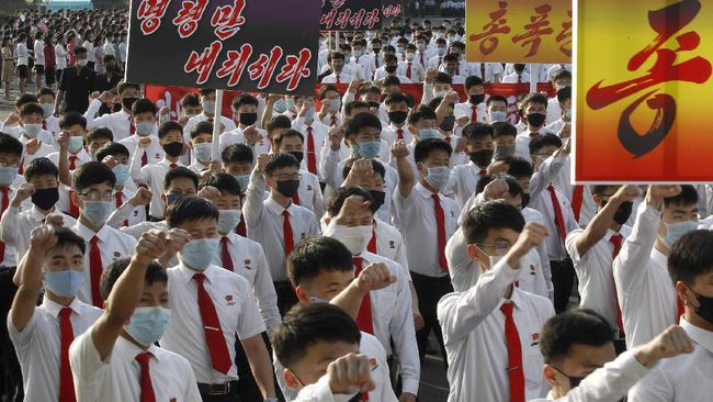 Korea Utara dikabarkan berusaha mencuri teknologi vaksin corona buatan Pfizer-BioNTech dengan meretas server perusahaan.