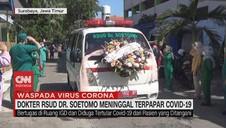 VIDEO: Dokter RSUD Dr. Soetomo Meninggal Terpapar Covid-19