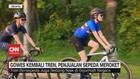 VIDEO: Gowes Kembali Tren, Penjualan Sepeda Meroket