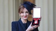 JK Rowling Bersiap Rilis Buku Baru Anak-anak