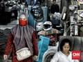 FOTO: Mal Rongsok yang Tetap Normal Kala Pandemi