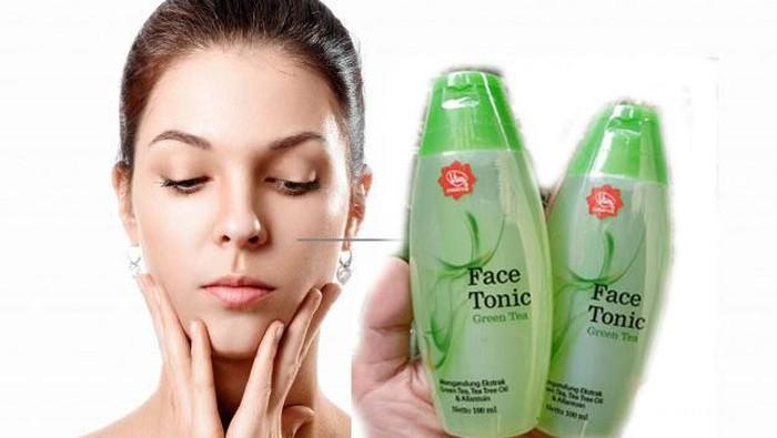 Manfaat Viva Cosmetics Face Tonic Green Tea untuk Wajah