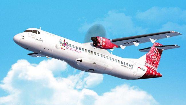 Transnusa Kembali Terbang Di Ntt Pada 22 Juni