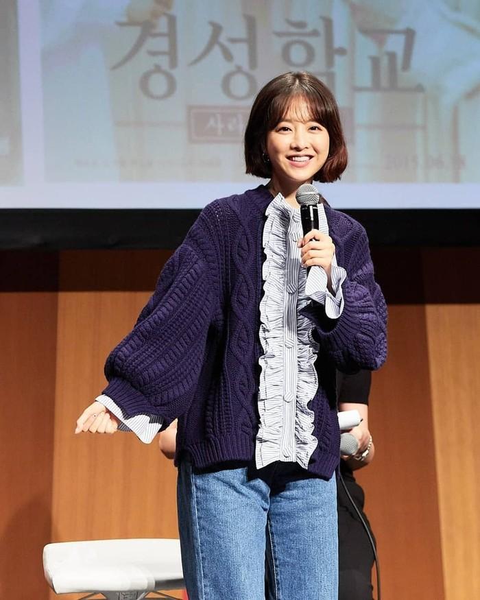 Park Bo Young juga membeberkan hal tersebut.