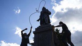 5 Patung dengan Sejarah Rasisme, dari Colombus ke Raja Belgia