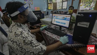 PPDB DKI Jakarta, Netizen Mengeluh Tak Bisa Ganti Password
