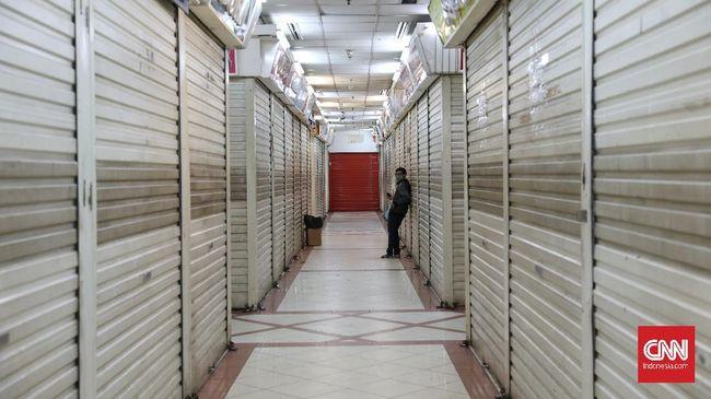 RPP Perdagangan, aturan turunan Omnibus Law Cipta Kerja, mengurangi luasan lantai grosir dari 5.000 meter persegi menjadi 1.000-2.000 meter persegi.