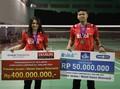 Juara All England, Praveen/Melati Diguyur Bonus Rp450 Juta