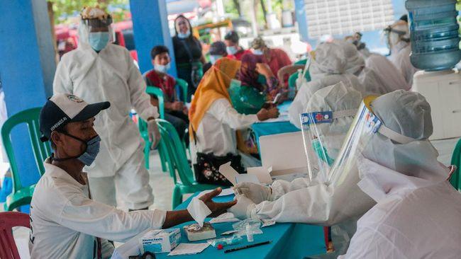 Puncak Covid-19 Indonesia Diprediksi Terjadi Juni,  Lonjakan 100 Ribu Kasus Harian