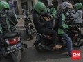 Ojol Dilarang Angkut Penumpang Selama PSBB Tangerang Raya