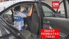 VIDEO: Sekat Perlindungan di Dalam Taksi