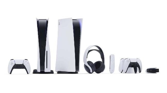 Sony Tambahkan Fitur HDMI Link dan USB ke PlayStation 5
