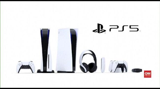 Berikut daftar lokasi penjualan Playstation 5 (PS5) di Indonesia.