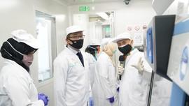 Hadapi Covid-19, Bio Farma Buat Laboratorium BSL-3 Bergerak