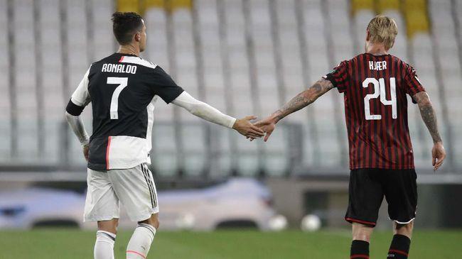Jadwal Liga Italia Ac Milan Vs Juventus