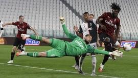 Donnarumma Jadi Kiper Terbaik Liga Italia