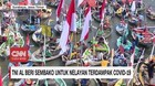 VIDEO: TNI AL Beri Sembako untuk Nelayan Terdampak Covid-19