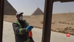 VIDEO: Mesir Siap Buka Sektor Pariwisata di Tengah Corona