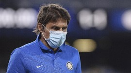 Inter Resmi Pertahankan Antonio Conte
