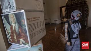 FOTO: Museum di Kawasan Kota Tua Kembali Dibuka