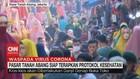 VIDEO: Pasar Tanah Abang Siap Terapkan Protokol Kesehatan