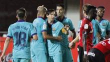 Bencana Jika Barcelona Gagal Singkirkan Napoli