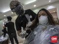 Studi Buktikan Masker Ampuh Cegah Penularan Covid-19 di Salon