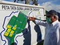 Ke Kalteng, Menteri Basuki Tinjau Lahan buat Food Estate