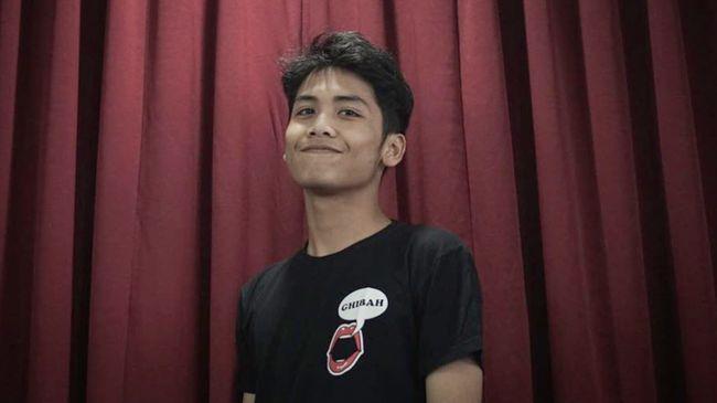 Komika dan selebgram Bintang Emon mengatakan banyak hal yang bisa dilakukan milenial bagi bangsa Indonesia