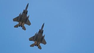 2 Jet AU Taiwan Tabrakan saat Latihan Tewaskan Seorang Pilot