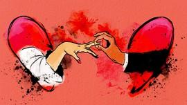 Love Story: Cincin Kawin yang 'Tak Sengaja' Melekat di Jari