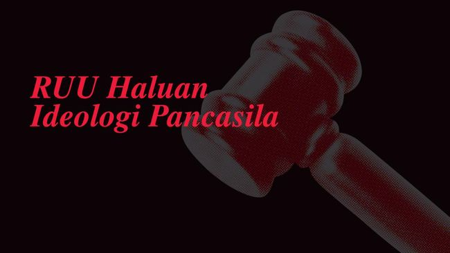 INFOGRAFIS: Poin Kontroversial RUU Haluan Ideologi Pancasila