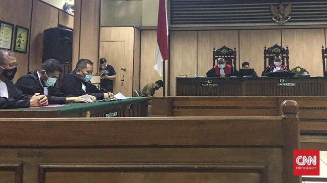 Jaksa Penuntut Umum kasus penyiraman air keras pada Novel Baswedan