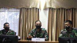 TNI AU Setop Sementara Operasional Pesawat Hawk 209