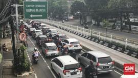 Hari Pertama Ramadan, Jam Macet Jakarta Tak Bergeser